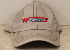 Lichtsinn RV Hat Tan Cap