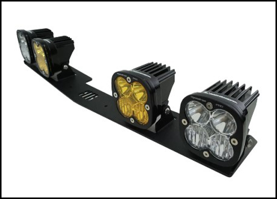 RB Components Van Front Light Bracket
