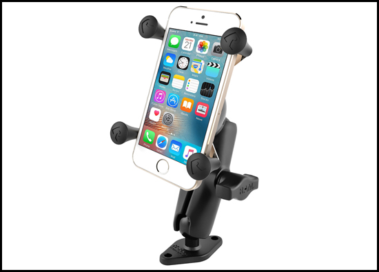 Winnebago Travato RAM Mount for Cell Phone