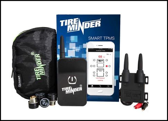 TireMinder Tire Pressure Monitoring System