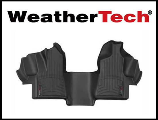 WeatherTech Mats for the Winnebago View