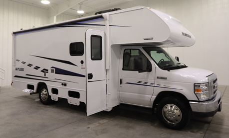 Lichtsinn RV Rentals - Winnebago Outlook 25J