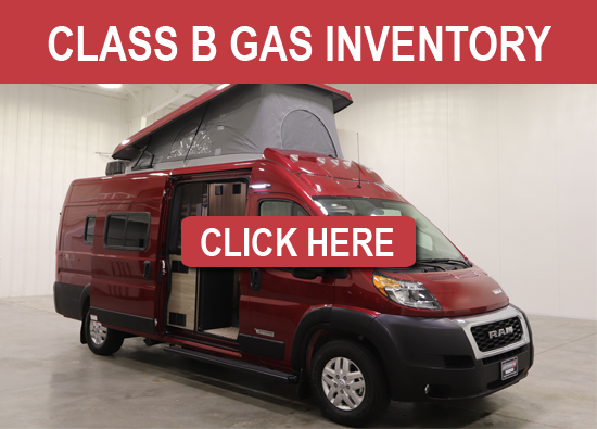 Winnebago Class B Gas Inventory For Sale