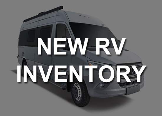 New Winnebago RV Inventory