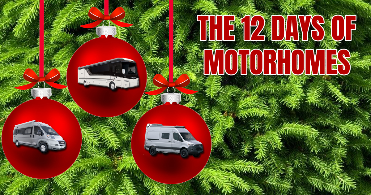 12 Days of Motorhomes