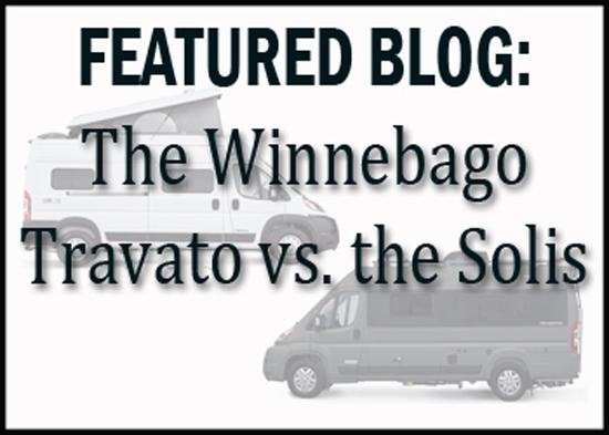 The Winnebago Travato vs. the Winnebago Solis