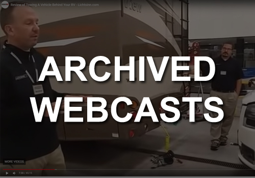 Archived Webcasts