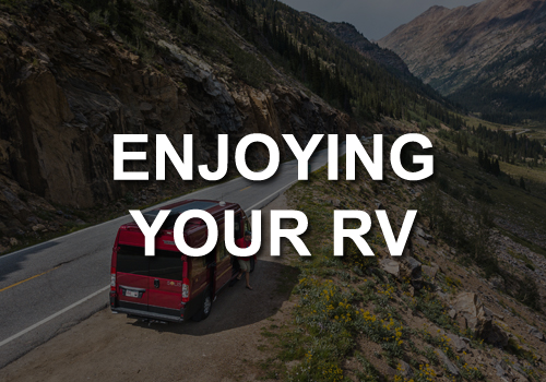 Enjoying Your RV
