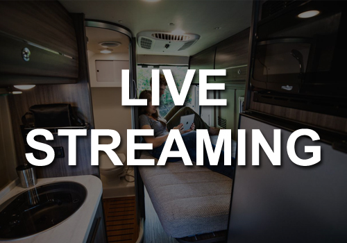 LIVE STREAMING WEBCAST