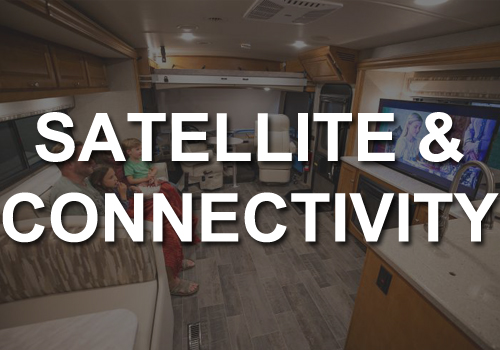 RV Satellite and Connectivity