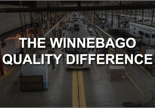 Winnebago Quality Difference