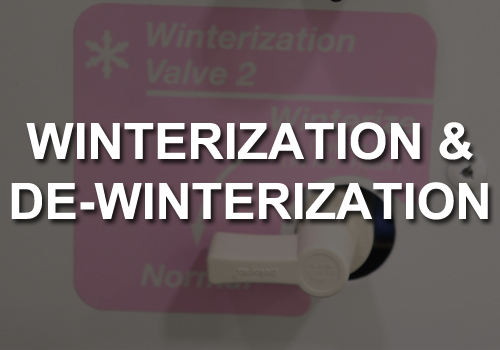 Winterization and De-winterization