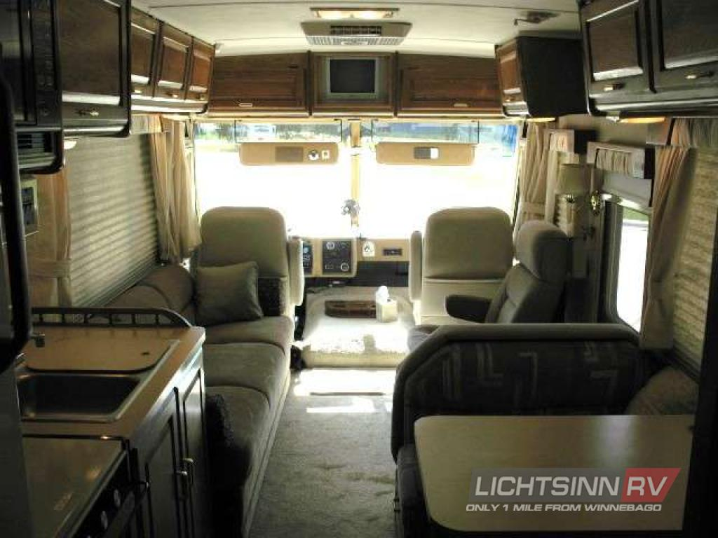 Used 1988 Winnebago Superchief 31rq Motor Home Class A At