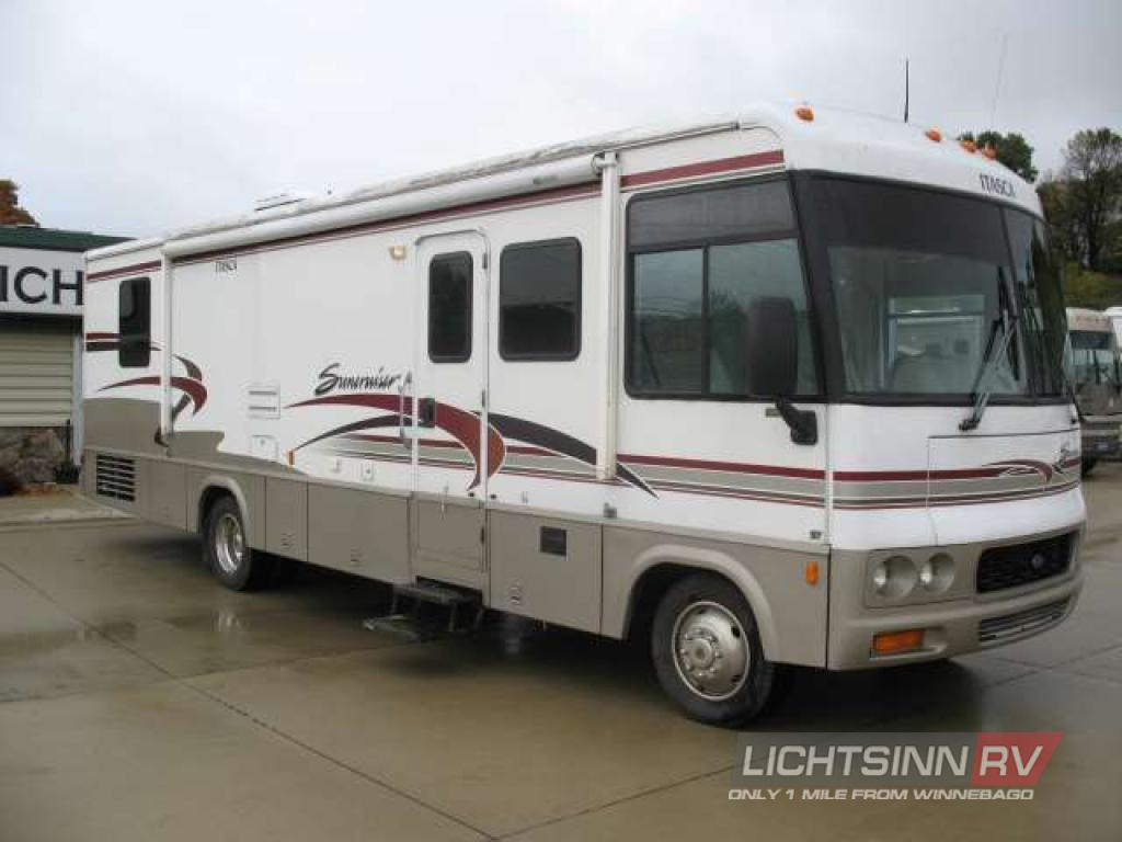 2001 itasca suncruiser manual