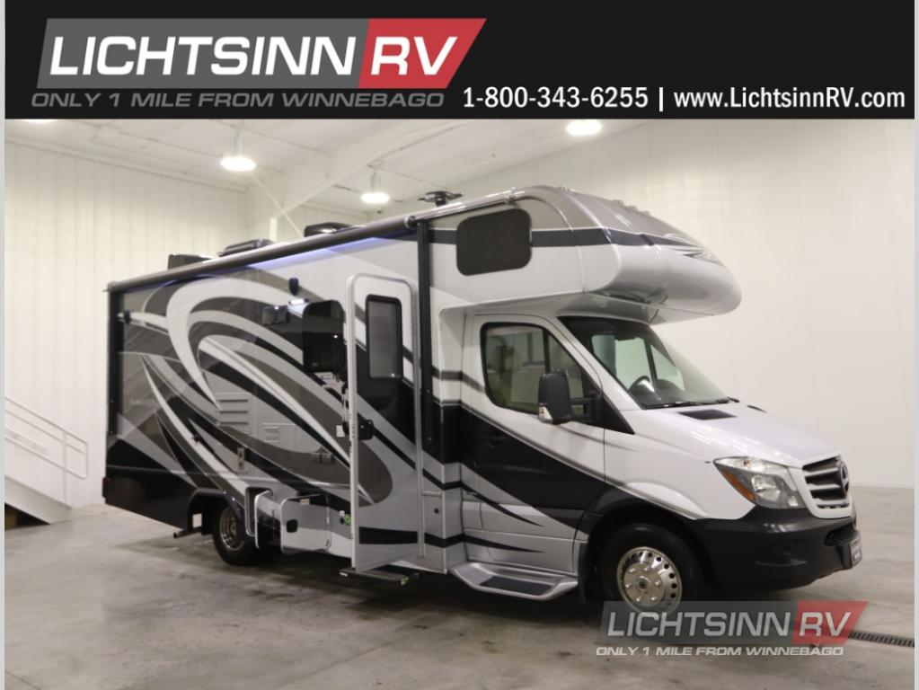 Used 2017 Forest River RV Forester MBS 2401W Motor Home