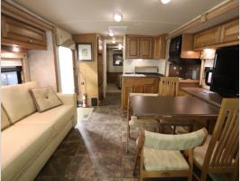 Galley - 2012 Winnebago Vista 30T