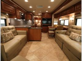 Galley - 2012 Itasca Meridian 36M