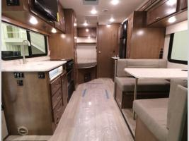 Front to Back -  Winnebago Vita 24F