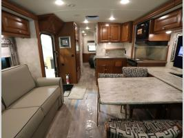 Galley - Winnebago Adventurer 30T
