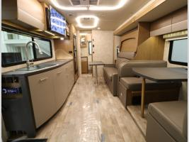 Front to Back - Winnebago View 24D