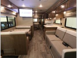 Galley-  Winnebago Intent 29L