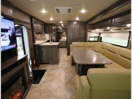 Galley - 2017 Winnebago Forza 34T