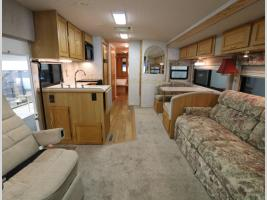 Galley - 2002 Itasca Sunrise 34D