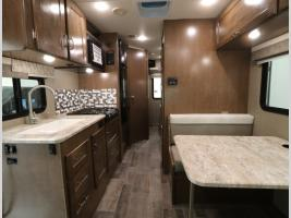 Front-to-Back - Winnebago Outlook 22C