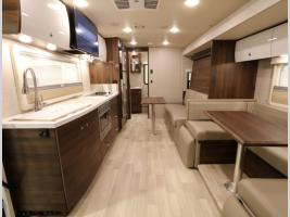 Galley - Winnebago Navion 24D