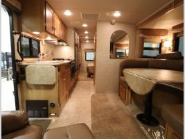 Galley - 2009 Itasca Cambria 28B