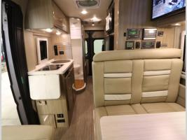 Galley - Winnebago Travato 59G