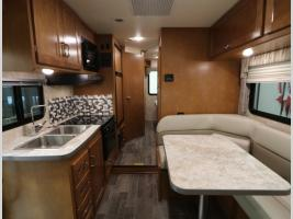 Galley - 2019 Winnebago Minnie Winnie 22M