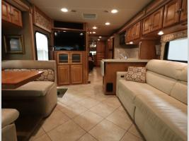 Galley - 2014 Winnebago Adventurer 35P