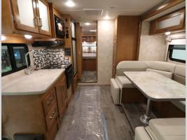 Galley - Winnebago Minnie Winnie 26A
