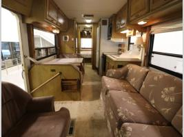 Galley - 1991 Winnebago Chieftain 32RQ