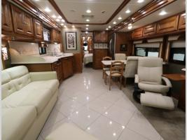 Galley - 2013 Tiffin Phaeton 40QBH