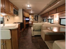 Galley - 2014 Itasca Sunstar 35F
