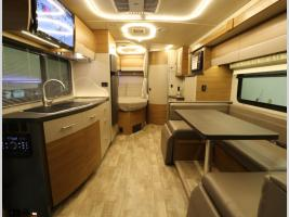 Front to Back - 2018 Winnebago View 24J
