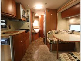 Front to Back - 2008 Winnebago View 24J