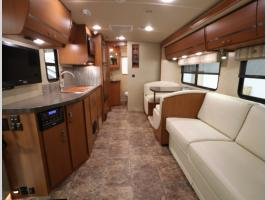 Front to Back - 2014 Winnebago View 24M
