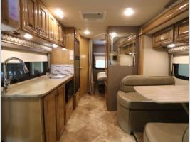 Front to Back - 2017 Thor Motor Coach Citation Sprinter 24SS