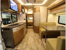 Front to Back - 2017 Winnebago View 24G