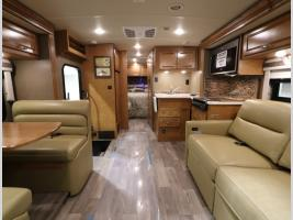 Front to Back - 2019 Winnebago Aspect 30J