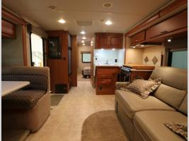 Galley - 2009 Winnebago Aspect 30C