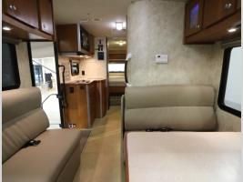 Galley - 2009 Itasca Navion IQ 24DL