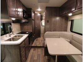 Galley - Winnebago Minnie Winnie 22M