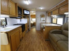 Galley - 2003 Itasca Spirit 31T