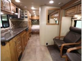 Galley - 2015 Itasca Cambria 27K