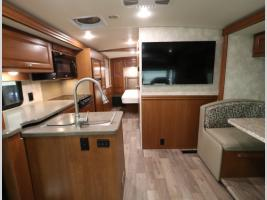 Galley - 2019 Winnebago Adventurer 27N