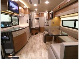 Galley - 2017 Itasca Navion 24J